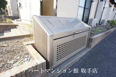 【その他共用部分】レオパレスアネックス