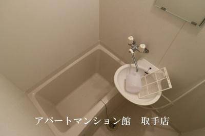 【浴室】レオパレスヴァンベール