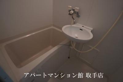 【浴室】レオパレスグレイス