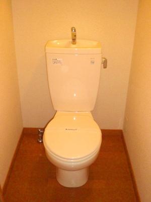 【トイレ】レオパレスふくだNO1