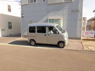 【駐車場】サンモールMⅡ