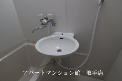 【洗面所】レオパレスルーチェⅡ