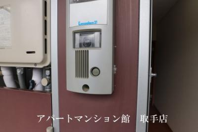 【セキュリティ】レオパレスルーチェⅡ