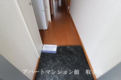 【玄関】レオパレスルーチェⅡ