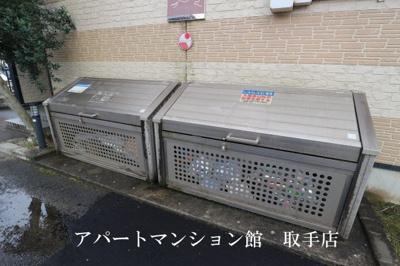 【その他共用部分】レオパレスルーチェⅡ