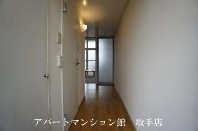【内装】レオパレス井野