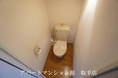 【トイレ】レオパレス井野