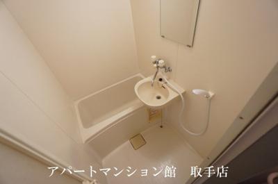 【浴室】レオパレス井野