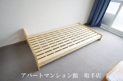 【寝室】レオパレス井野
