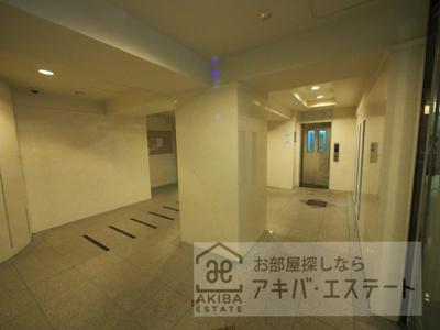 【その他共用部分】パークウェル神田EAST弐番館