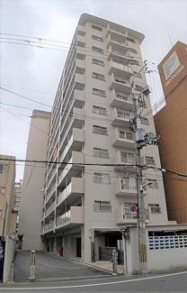 【外観】難波スカイハイツ