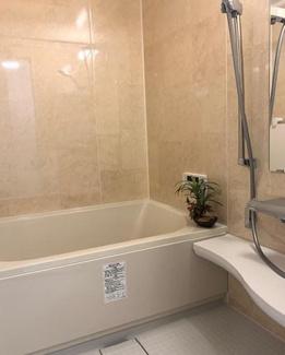 【浴室】難波スカイハイツ