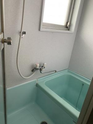 【浴室】コーポラス美山 A棟