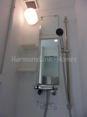 ハーモニーテラス南池袋Ⅲのシンプルで使いやすいシャワールームです☆