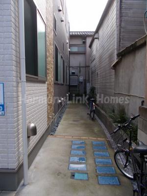 ハーモニーテラス南池袋Ⅲの駐輪スペース☆