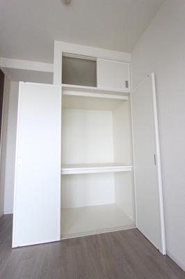 十分な収納スペースがあります:即入居可♪平日も内覧出来ます♪八潮新築ナビで検索♪