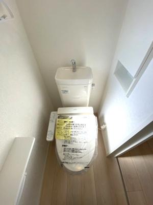 【トイレ】新築 相模線 相武台下駅 性能評価 駐車2台