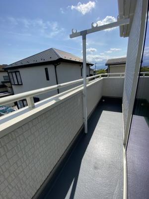 【バルコニー】新築 相模線 相武台下駅 性能評価 駐車2台