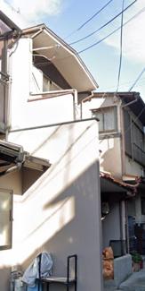【外観】左京区田中西浦町 賃貸戸建て