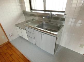 【キッチン】マンションストロハイム