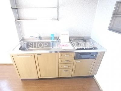 【キッチン】アンクレージュ参番館
