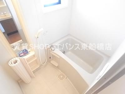 【浴室】アンクレージュ参番館