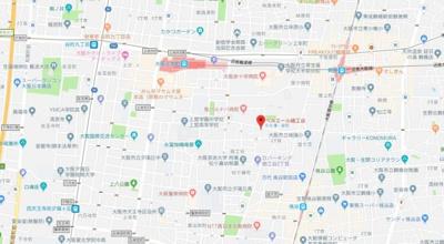 【地図】ベルエール細工谷