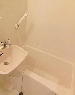 【浴室】アップルメゾン