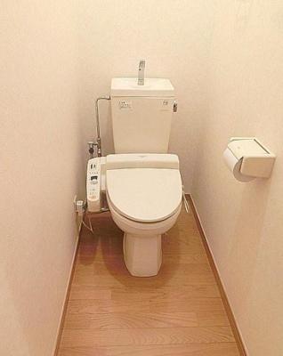 【トイレ】アップルメゾン