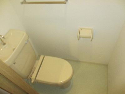 【トイレ】アミーグランコート三宮