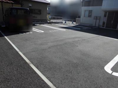 【駐車場】シャーメゾンアウローラ
