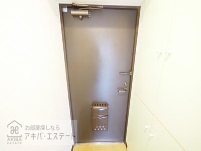 【玄関】ライオンズマンション上野松が谷