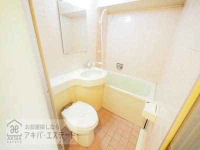 【浴室】ライオンズマンション上野松が谷