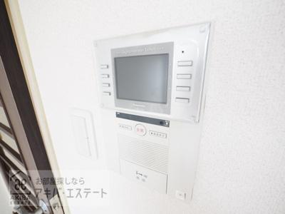 【セキュリティ】ライオンズマンション上野松が谷