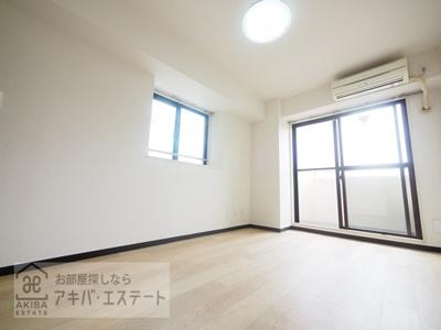 【居間・リビング】ライオンズマンション上野松が谷