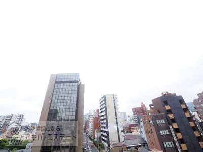 【展望】ライオンズマンション上野松が谷