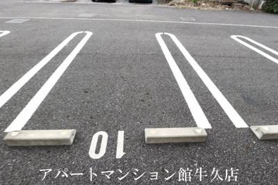 【駐車場】ヴィラ・エクセレント