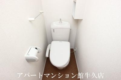 【トイレ】ヴィラ・エクセレント