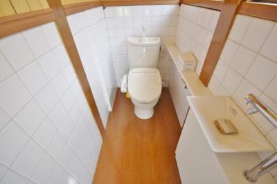 【トイレ】泰松貸家