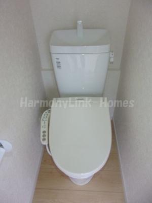 ソフィアパレードのシンプルで使いやすいトイレです
