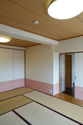 【和室】メゾン・シャングリラ