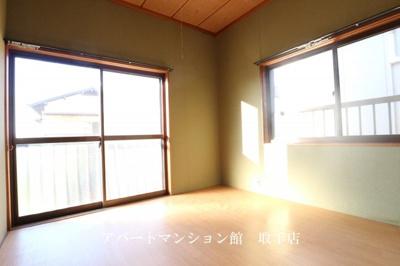 【居間・リビング】有坂アパート