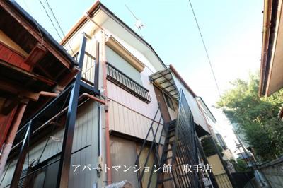 【外観】有坂アパート