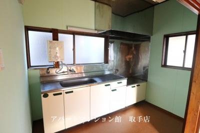【キッチン】有坂アパート