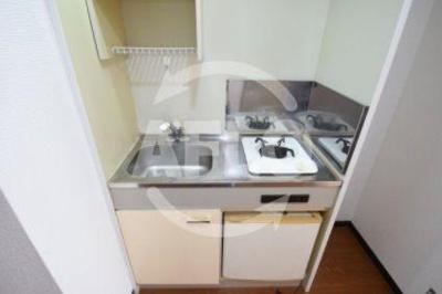 レフィナード鶴翁 キッチン