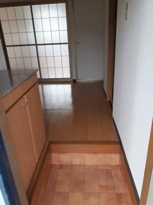 【玄関】リヴァシャレー