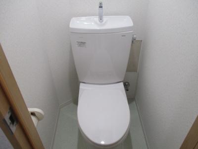 【トイレ】エクセルサニーハイツ