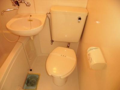 【トイレ】第2アイコーポ