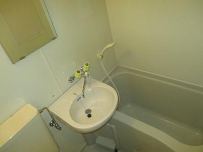 【浴室】ロフティ玉出