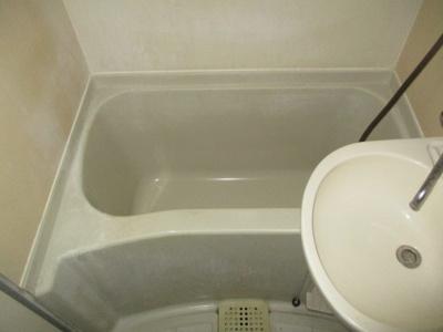 【浴室】サンピアユタカ岸里東